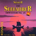 Seafarers of Catan box