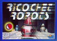Richochet Robots box
